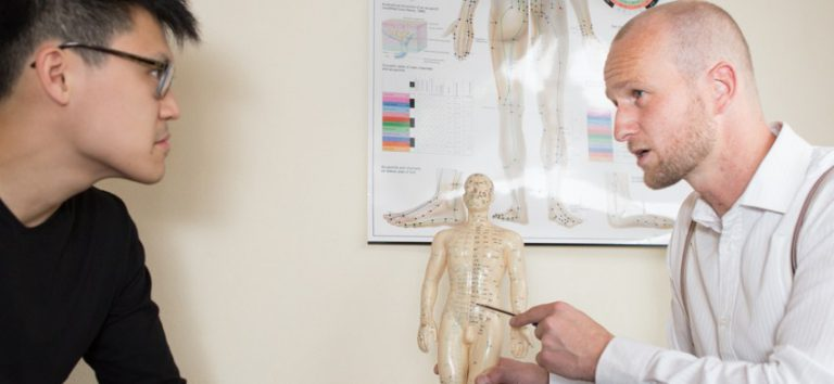 Daan Dirkson Acupuncturist Consult